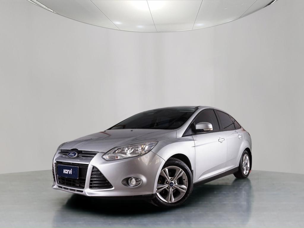 autos usados certificados Ford Focus L/08 1.6 5 P Trend