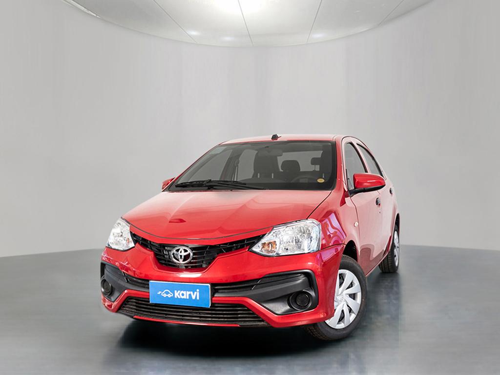 Toyota Etios 1.5 4 Ptas X 6mt L/18