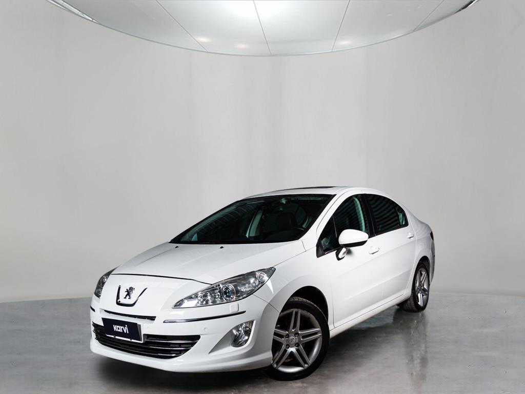 autos usados certificados Peugeot 408 1.6 Thp Sport Tiptronic