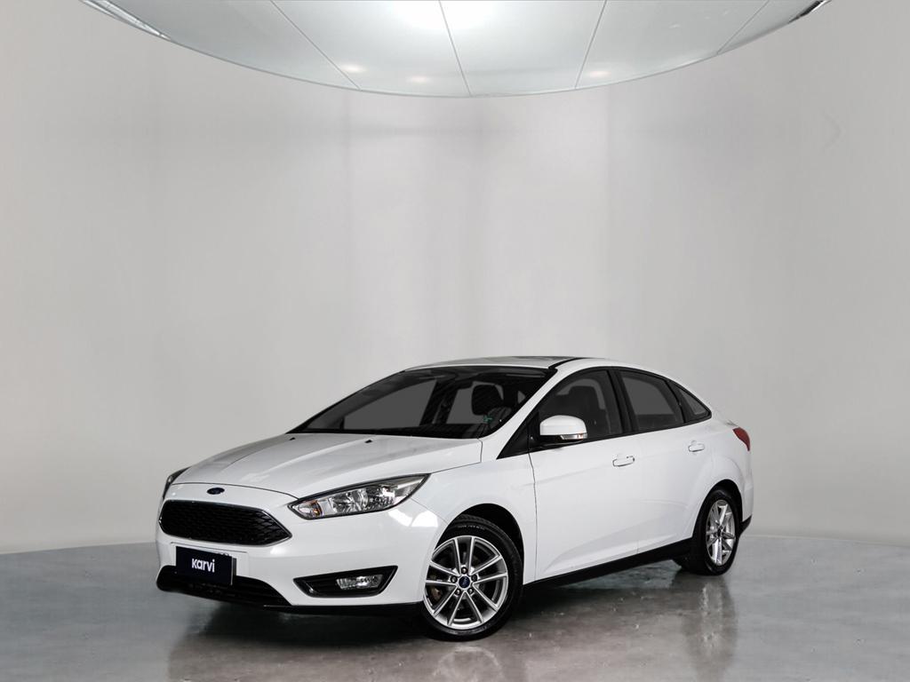 autos usados certificados Ford Focus L/14 2.0 4 P Se