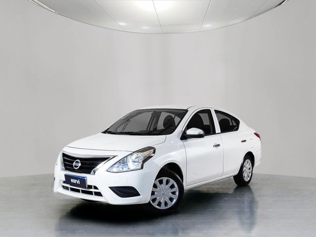 autos usados certificados Nissan Versa 1.6 Sense Pure Drive L15