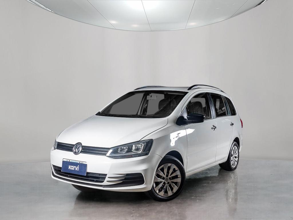 autos usados certificados Volkswagen Suran 1.6 Comfortline