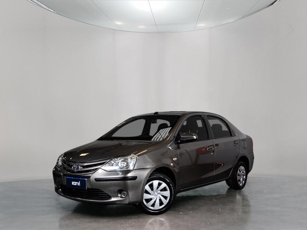 autos usados certificados Toyota Etios 1.5 4 Ptas X