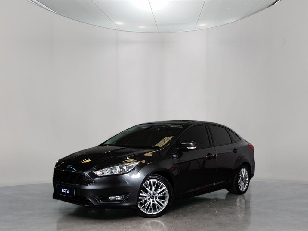 autos usados certificados Ford Focus L/16 2.0 4 P Se Plus Power