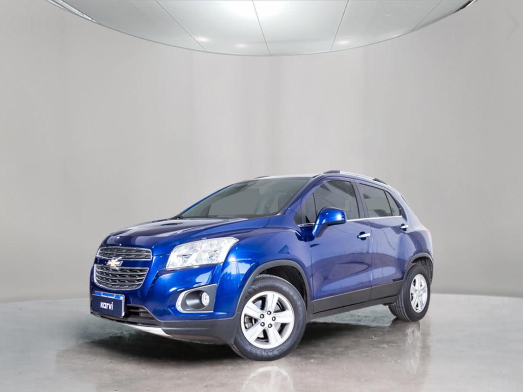 autos usados certificados Chevrolet Tracker 1.8 Ltz 4x2