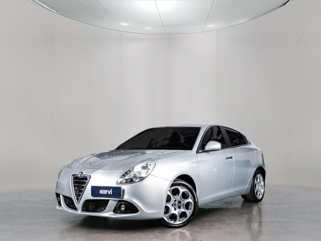 autos usados certificados Alfa romeo Giulietta 1.4 Distinct 170cv