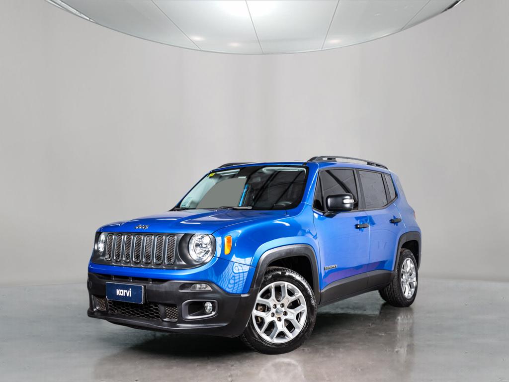 autos usados certificados Jeep Renegade 1.8 4x2 Sport