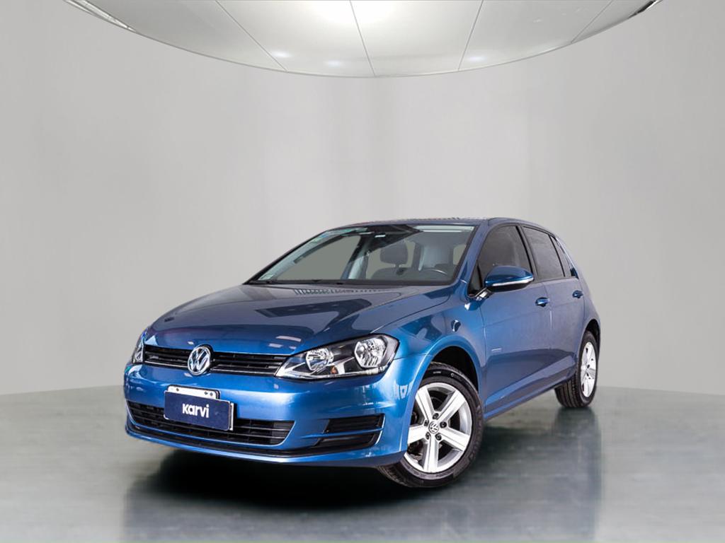 autos usados certificados Volkswagen Golf Vii 1.6 Fsi Trendline