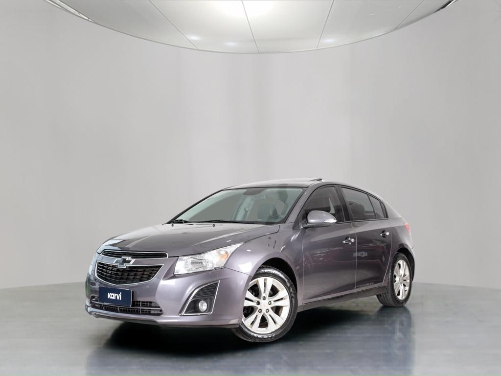 autos usados certificados Chevrolet Cruze 1.8 5 Ptas Ltz