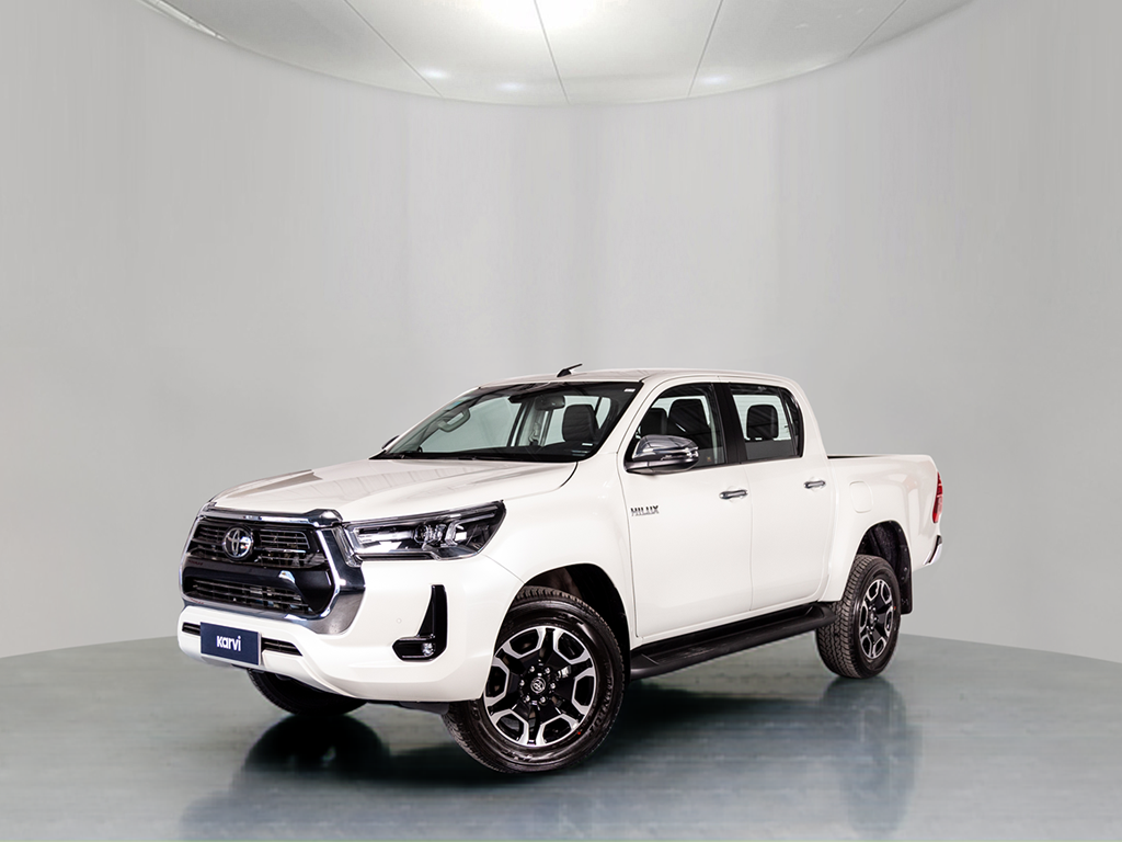 Toyota Hilux L/16 2.8 Dc 4x2 Tdi Srx