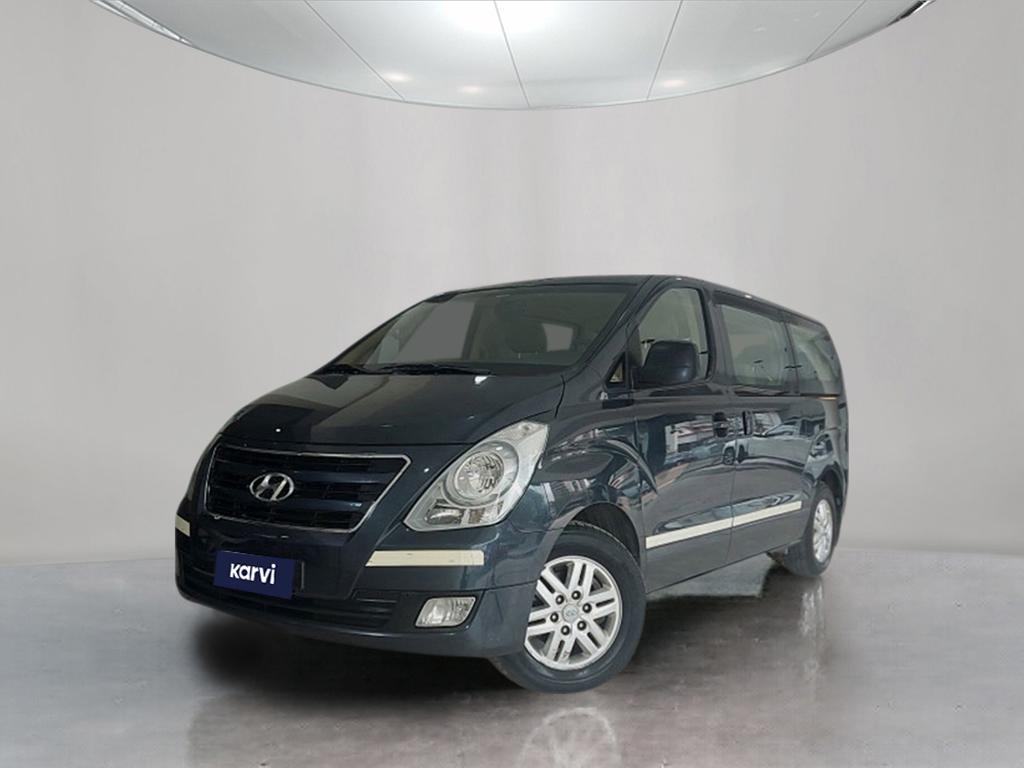 autos usados certificados Hyundai H1 12 Pas 2.4 Aut Full Premium