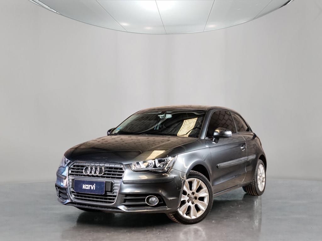 autos usados certificados Audi A1 1.4t Ambition Stronic