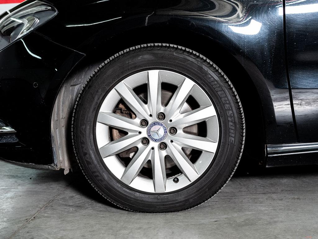 autos usados certificados Mercedes-benz B 200 Blueefficiency City