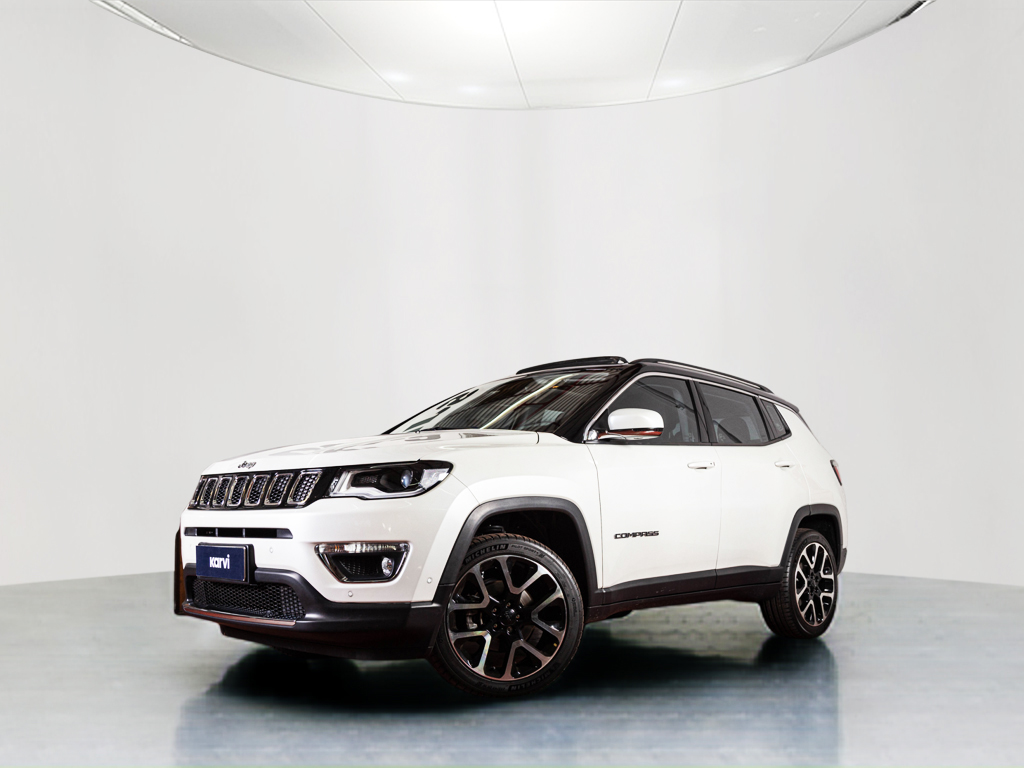 Jeep Compass 2.4 Limited At9 Plus