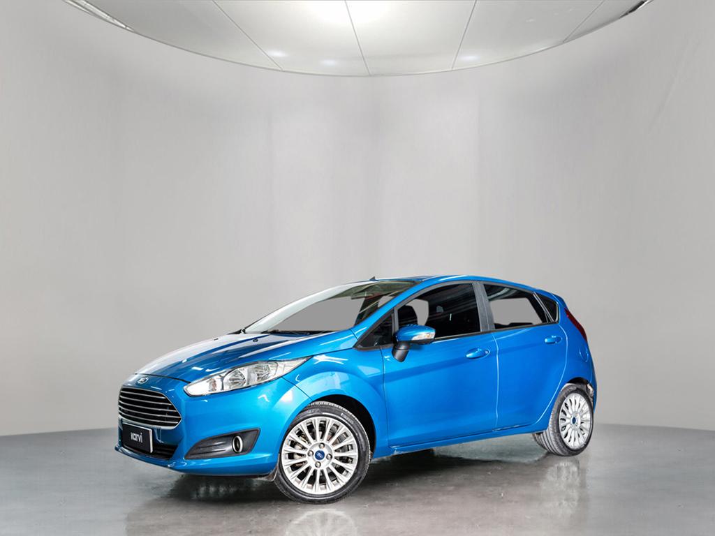 Ford Fiesta 1.6 5p Se (kd)