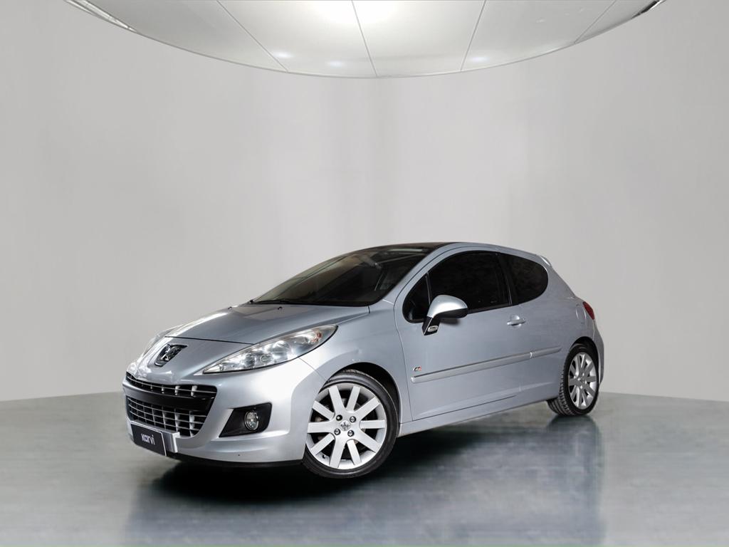 Peugeot 207 1.6 Gti 3 Ptas
