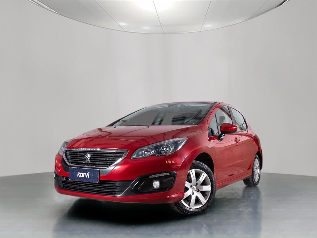 autos usados certificados Peugeot 308 1.6 Active (res 2015)