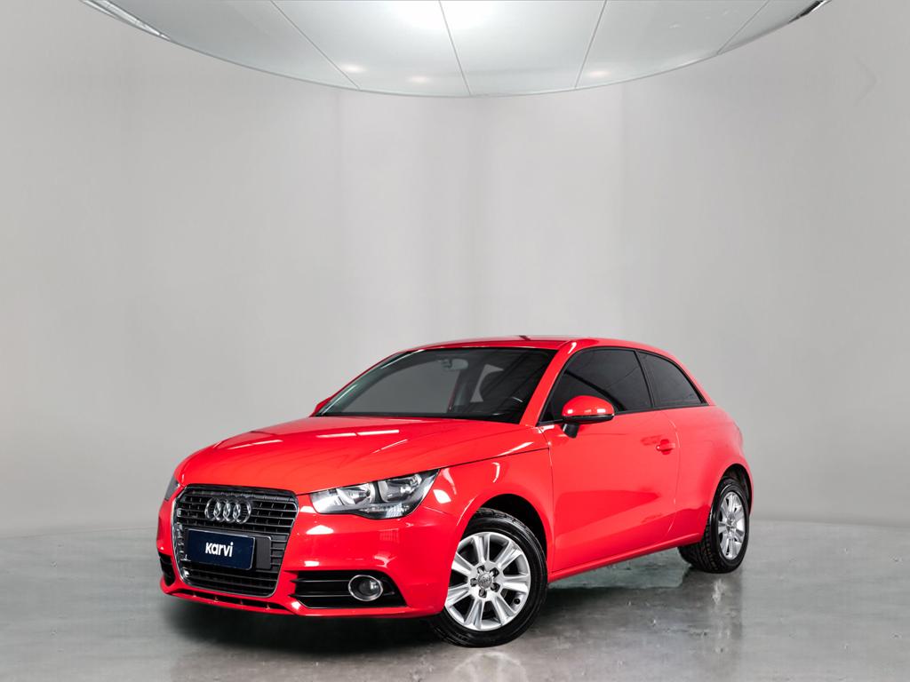 autos usados certificados Audi A1 1.4t Ambition
