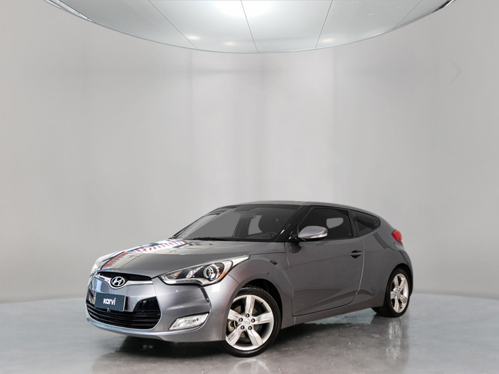 autos usados certificados Hyundai Veloster 1.6 Aut