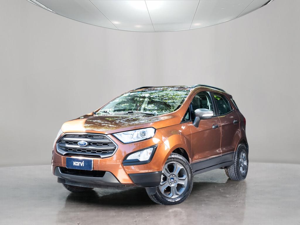 autos usados certificados Ford Eco sport 1.5 Freestyle L/18