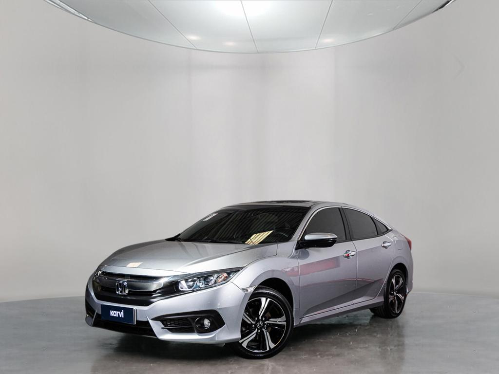 autos usados certificados Honda Civic Exs 1.8 L/12