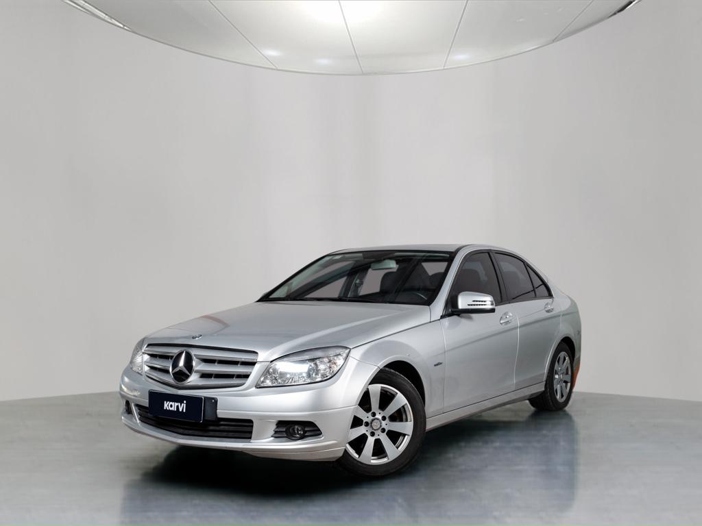 Mercedes-benz C 200 Blueeffiieny Avantgarde