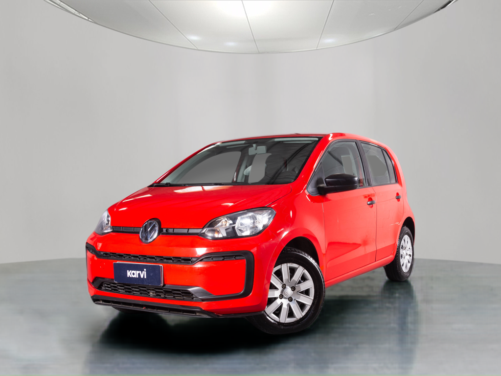 autos usados certificados Volkswagen Up ! 5 Ptas Take Aa