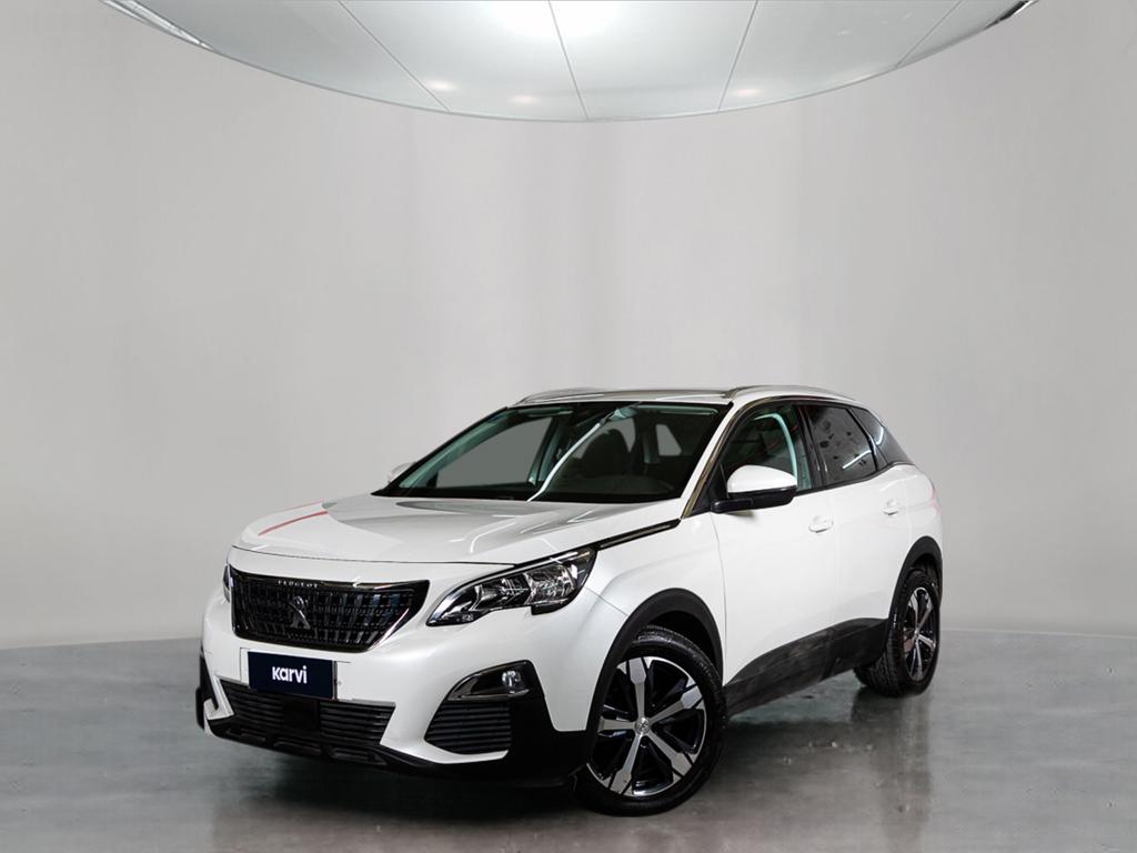 autos usados certificados Peugeot 3008 3oo8 1.6 Allure Tiptronic