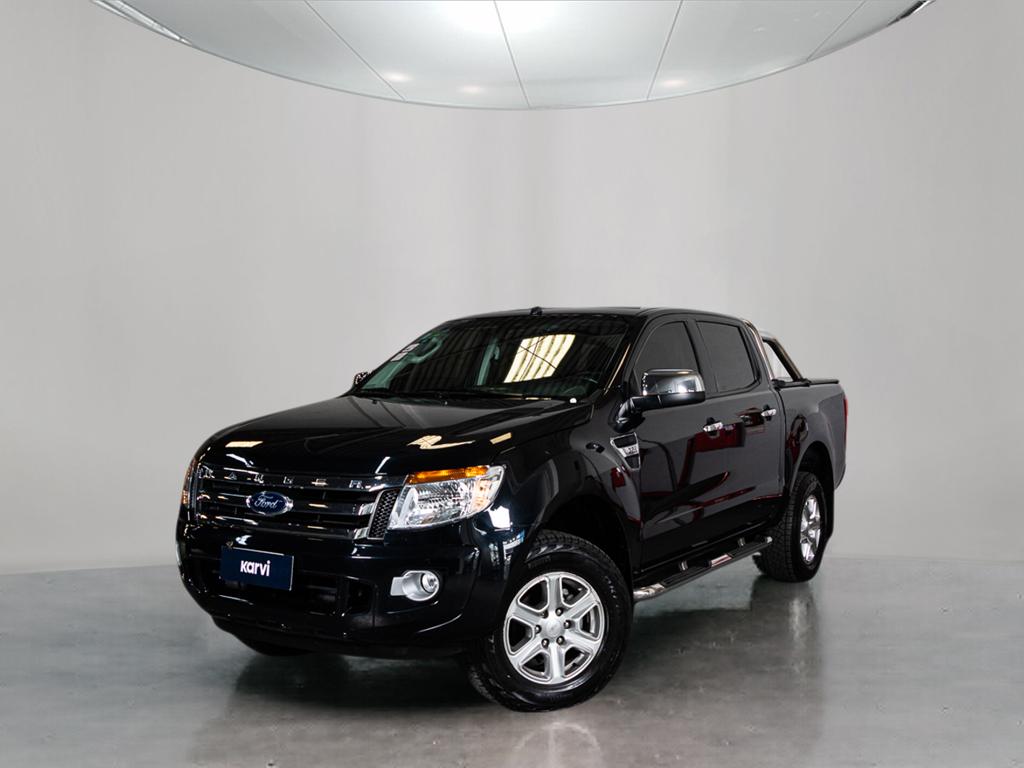 autos usados certificados Ford Ranger 3.2 Tdi Dc 4x2 L/12 Xlt