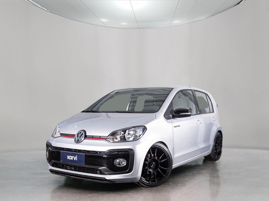 autos usados certificados Volkswagen Up ! 5 Ptas Pepper Tsi