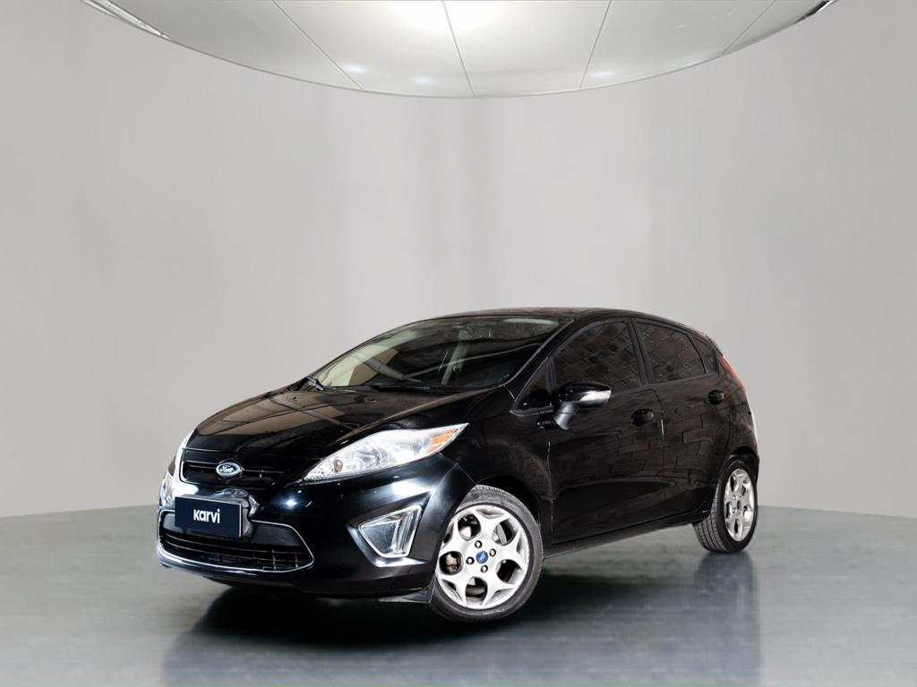 autos usados certificados Ford Fiesta 1.6 5p Titanium