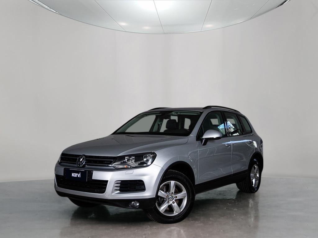 autos usados certificados Volkswagen Touareg 3.0 V6 Tdi Life L/11