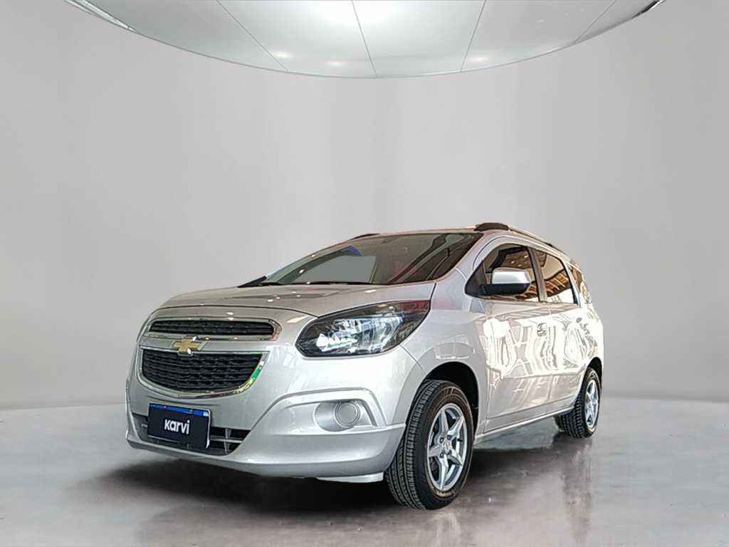 autos usados certificados Chevrolet Spin 1.8 Lt
