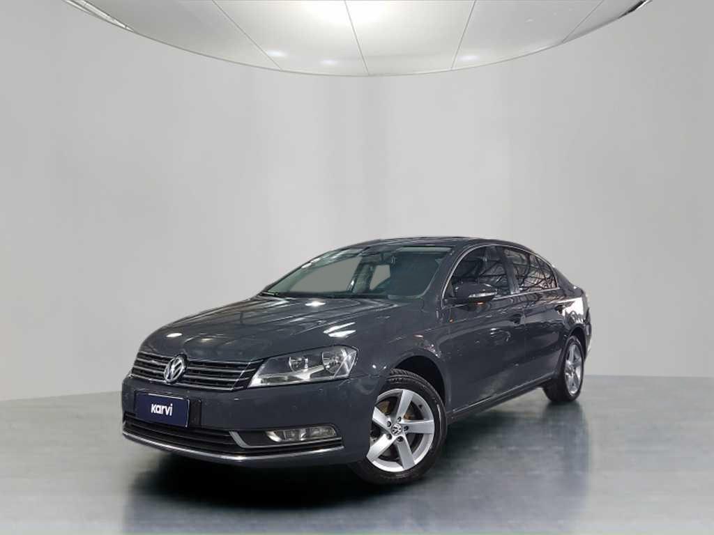 autos usados certificados Volkswagen Passat 2.0 Tdi Advance