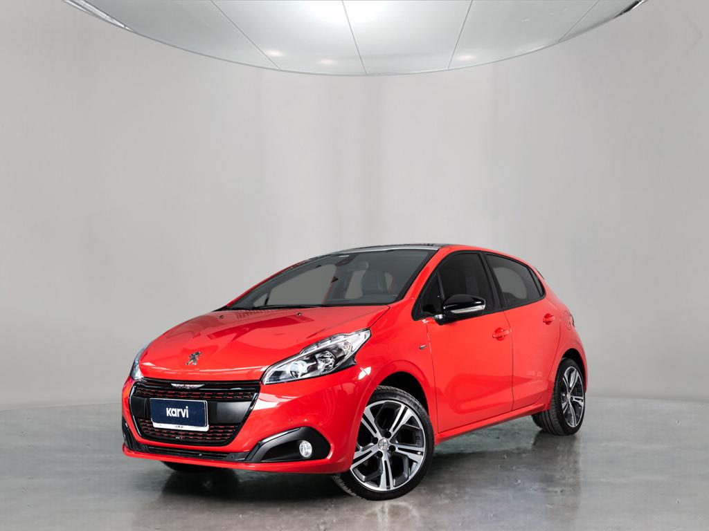 autos usados certificados Peugeot 208 1.6 Gt