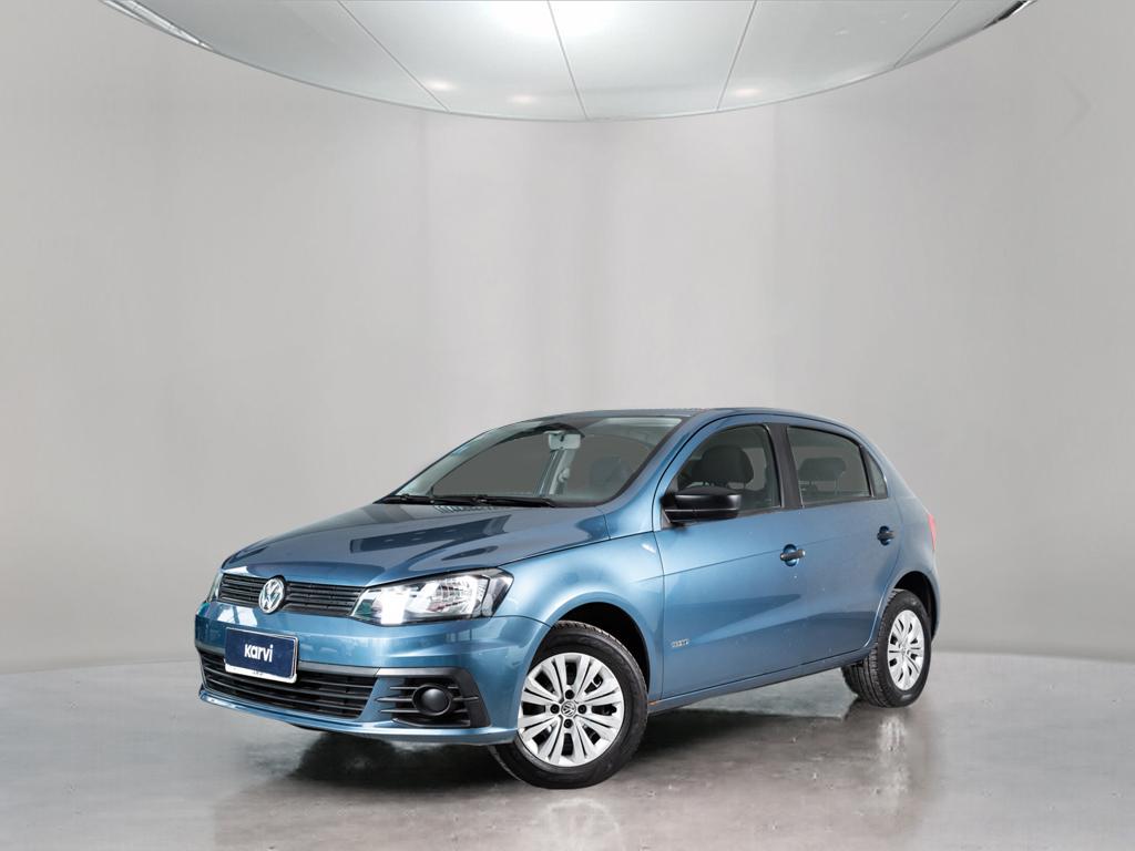 autos usados certificados Volkswagen Gol 1.6 5 P Trend L/13