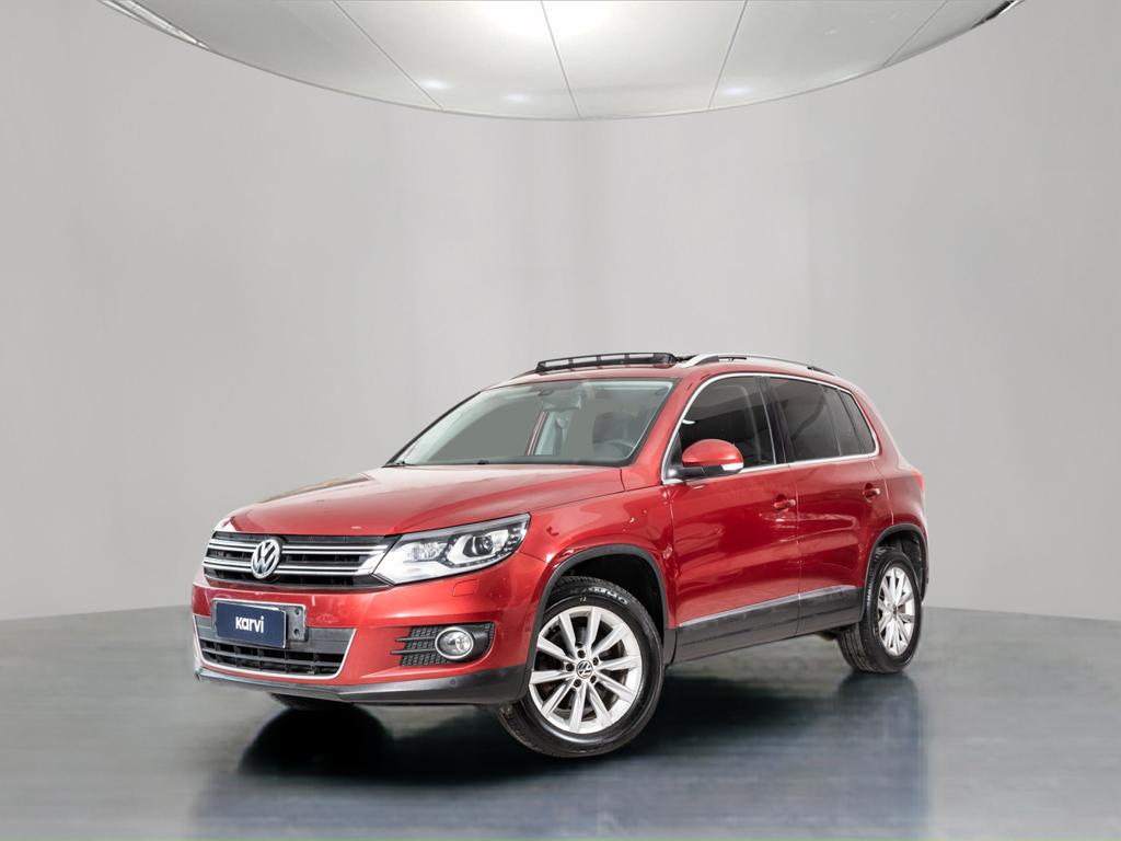 autos usados certificados Volkswagen Tiguan 2.0 Tsi Exclusive L/12