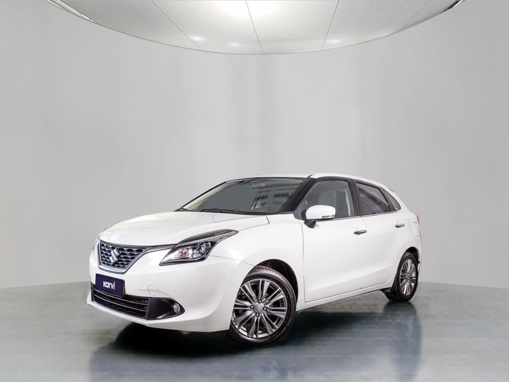 autos usados certificados Suzuki Baleno Glx 1.4 Aut