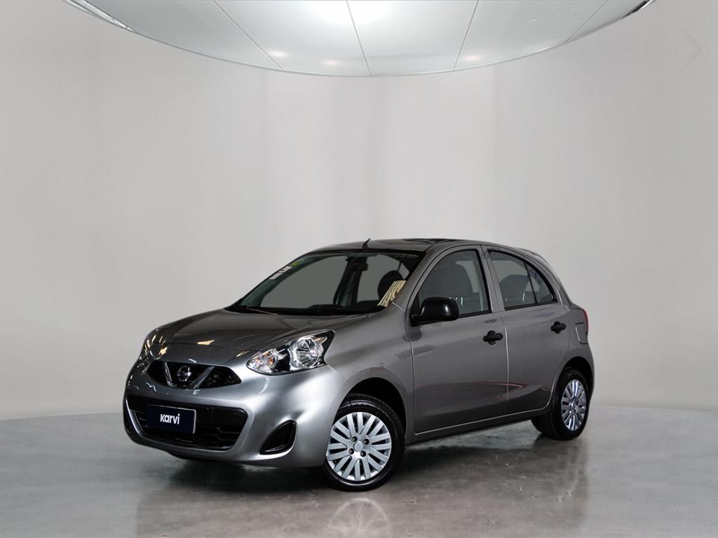 autos usados certificados Nissan March 1.6 Active Pure Drive