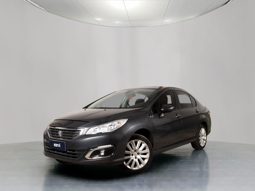 autos usados certificados Peugeot 408 1.6 Hdi Allure + Nav