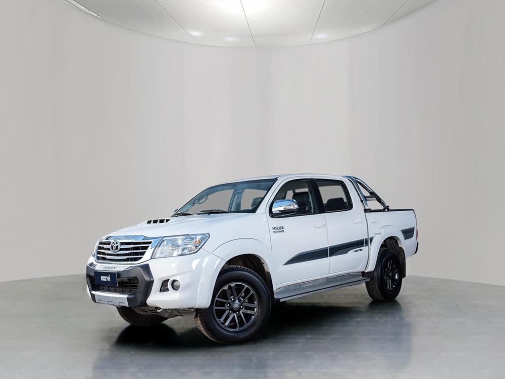 Toyota Hilux L/14 3.0 Dc 4x4 Tdi Lim.