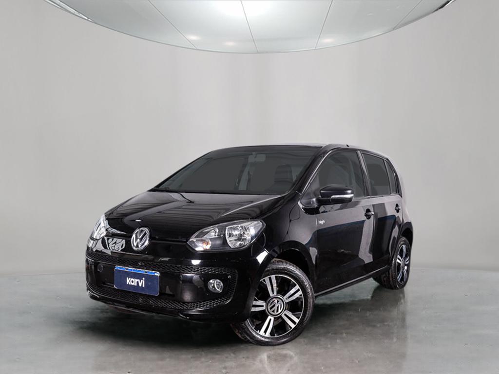 autos usados certificados Volkswagen Up ! 5 Ptas High