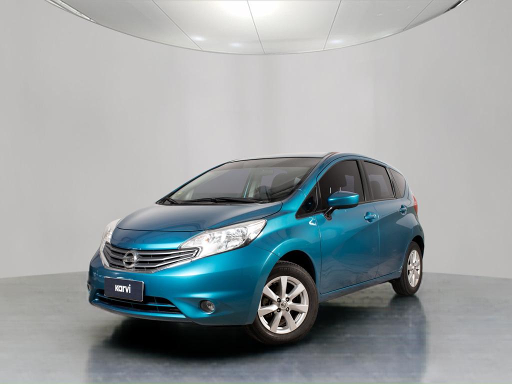 autos usados certificados Nissan Note 1.6 Sense Pure Drive