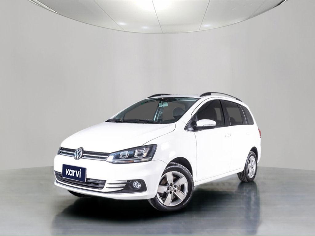 autos usados certificados Volkswagen Suran 1.6 Trendline L/15