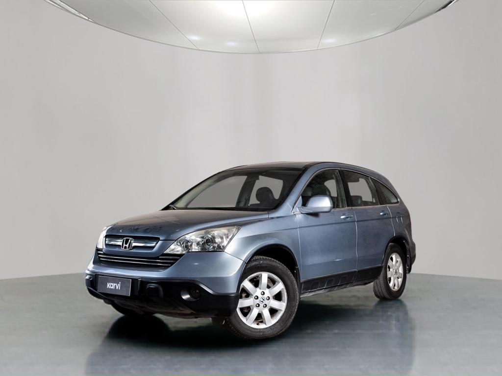 Honda Crv 2.4 4x4 Exl Aut