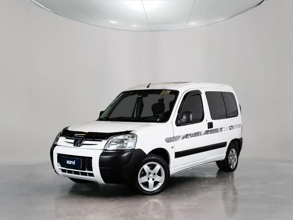 autos usados certificados Peugeot Partner Pata. 1.4 L10/17