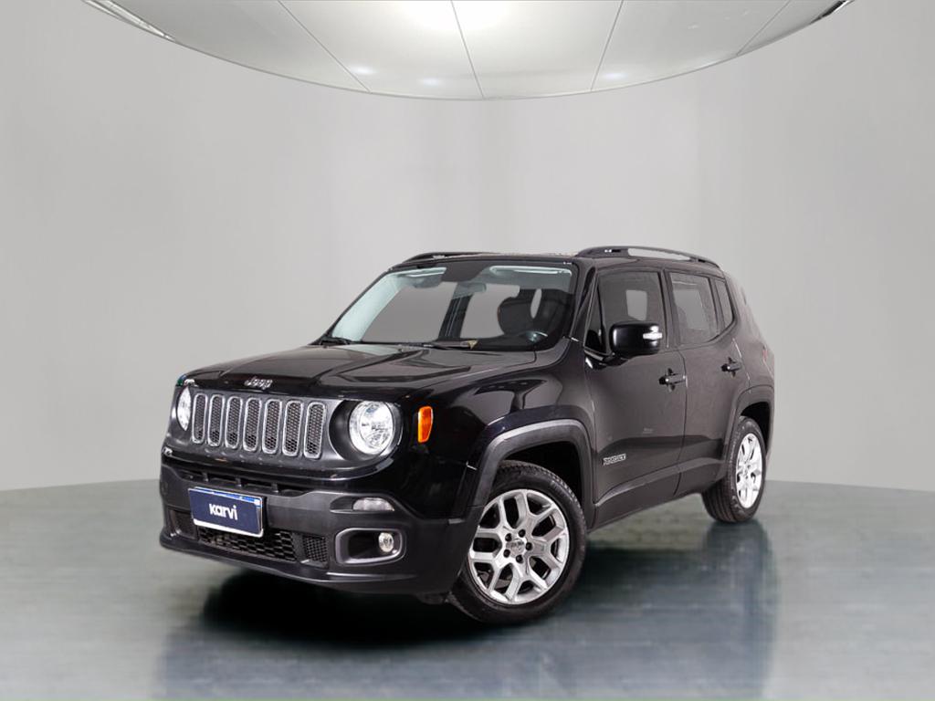 autos usados certificados Jeep Renegade 1.8 4x2 Sport Plus A