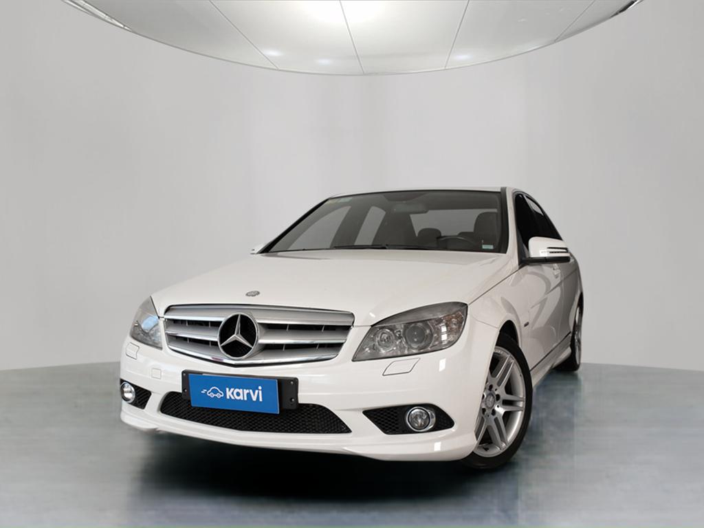 Mercedes-benz C 250 1.8 Avantgarde Sport B.eff At