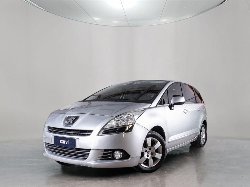 autos usados certificados Peugeot 5008 5oo8 Allure
