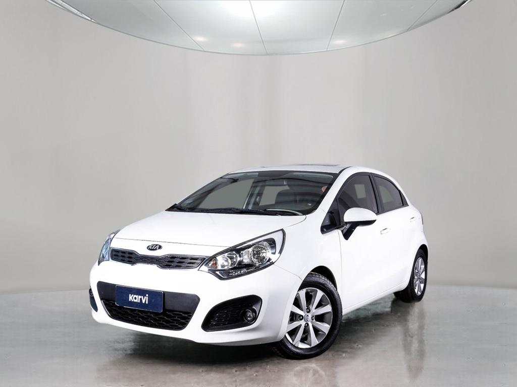 autos usados certificados Kia Rio 1.4 Ex 5 Ptas